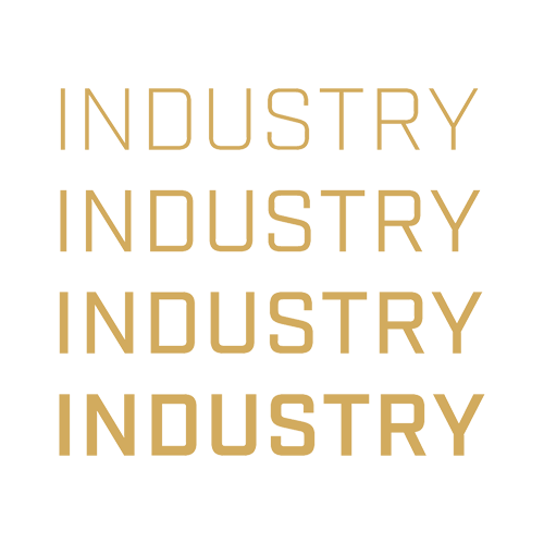 INDUSTRY-FONT