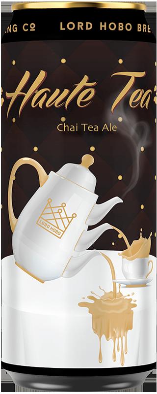 Lord Hobo Beer Haute Tea Chai Tea Ale