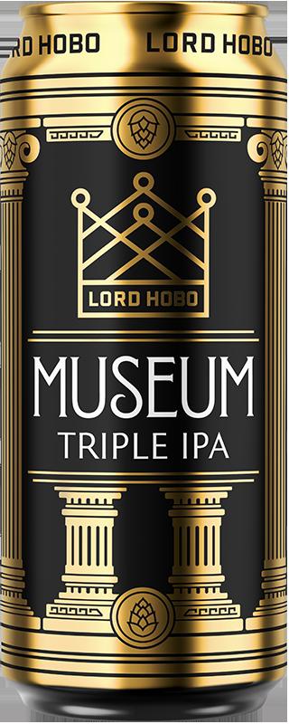 Lord Hobo Beer Museum Triple IPA