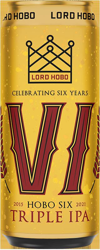 Lord Hobo Beer Hobo 6 (VI)