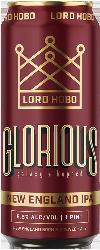 Glorious New England IPA by Lord Hobo