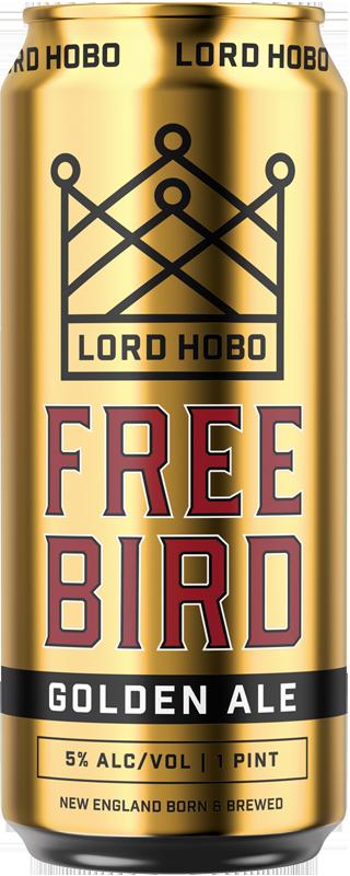 Freebird Golden Ale by Lord Hobo