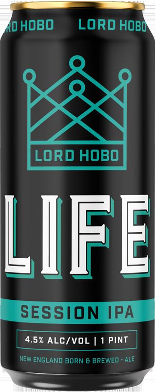 Life Lord Hobo Beer
