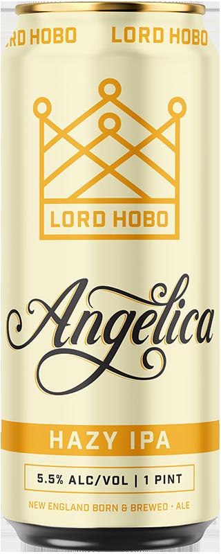 Angelica Lord Hobo Beer