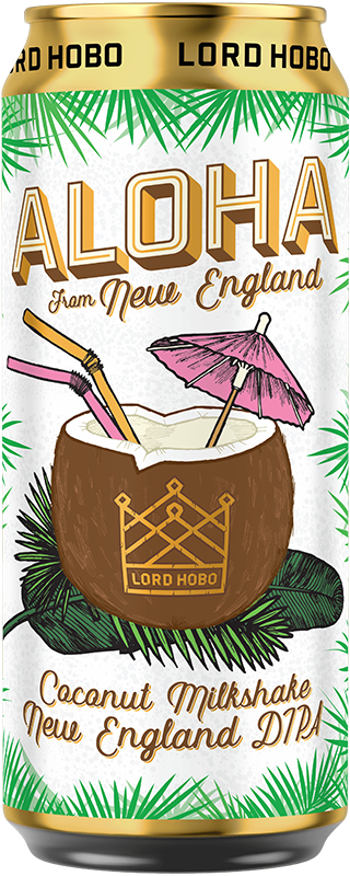 Lord Hobo Beer Aloha From New England