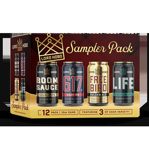 Lord Hobo Beers Sampler Pack