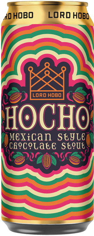 Lord Hobo Beer Mexican Style Chocolate Stout