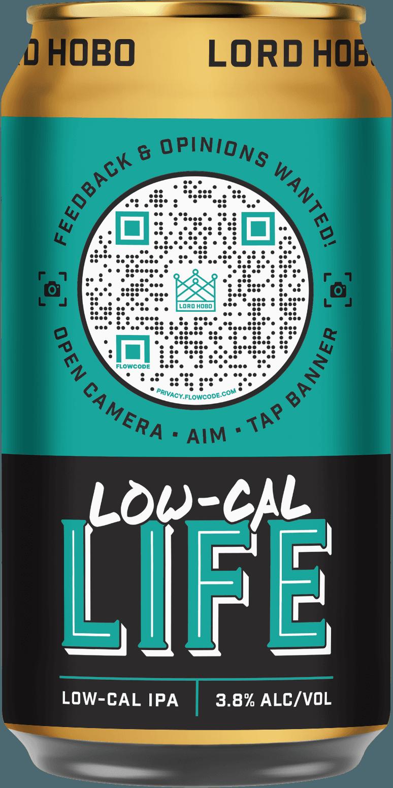 Low-Cal Life Pilot-12oz