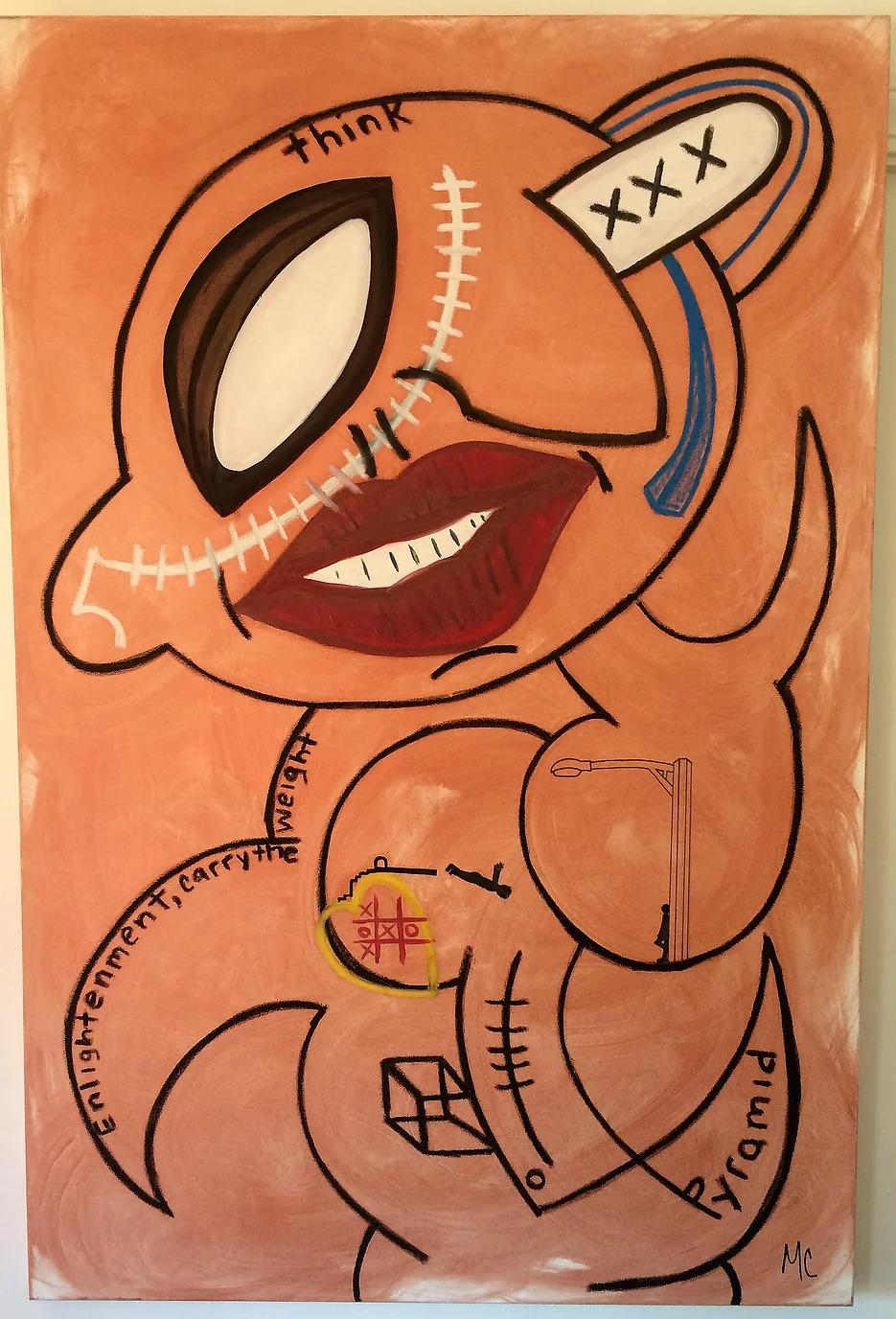 Michael Conroy Artwork